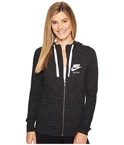 Women's Nike Sportswear Hoodie Black/Sail Size Small