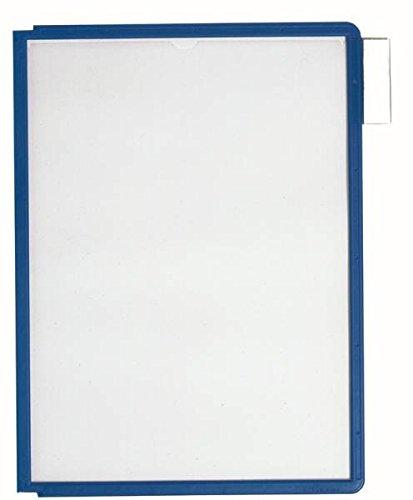 PP 5er Packung farbig sortiert Durable 560600 Sichttafel Sherpa Panel A4