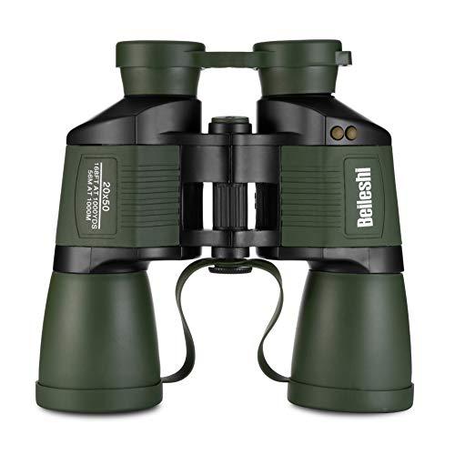 (Microscopes & Endoscope,Maserfaliw Binocular Telescope,Beileshi 20x50 Mini 20X BAK4 Prism Fully Multi-coated Lens Binocular Telescope - Green)