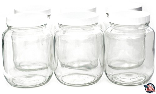 0.5 Gallon Containers - 6