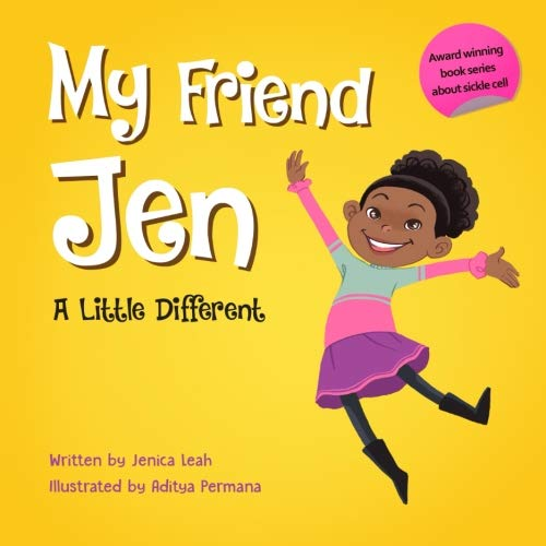 My Friend Jen: A Little Different (What Is Amazon Mom)