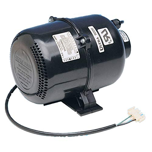 Air Supply Florida 1.5 HP Ultra 9000 Portable Spa Blower, 120 Volts