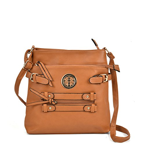 Pour Sac Premium Leather Noir Porter 919 L'épaule Peau Femme Sb Medium À qTRIf