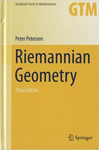 Riemannian geometry graduate texts in mathematics peter petersen riemannian geometry graduate texts in mathematics 3rd ed 2016 edition fandeluxe Images