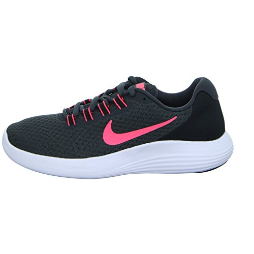 De white black hot Lunarconverge Femme Chaussures anthracite Wmns Course Multicolore Nike Punch tSPqff