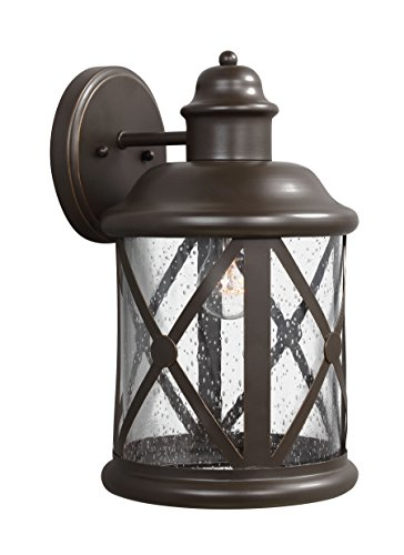 Sea Gull Lighting 8721401-71 One 8721401-71-One Light Outdoor Wall Sconce