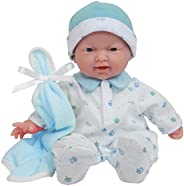 La Baby Boutique 11 inch Small Soft Body Baby Doll