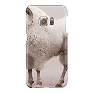 Shock-Absorbing Hard Cell-phone Case For Samsung Galaxy S6 With Customized Attractive In Step With Fashion Image EricHowe