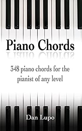 Piano Chords Kindle Edition By Dan Lupo Arts Photography Kindle