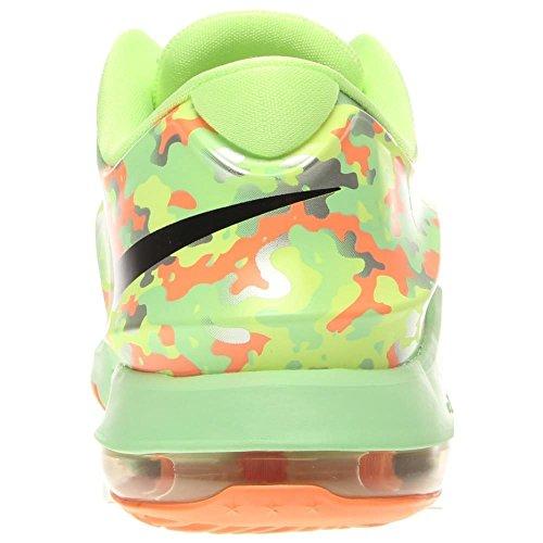 Nike KD VII Uomo Verde Sintetico Scarpe ginnastica uovo EU 47,5