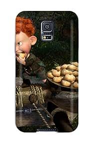 High Grade ZippyDoritEduard Flexible Tpu Case For Galaxy S5 - Brave 40