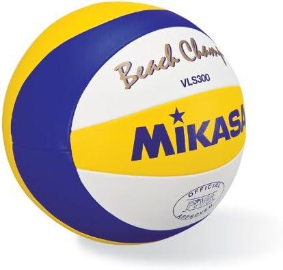 MIKASA VLS300 Volleyball Ball Azul, Color Blanco, Amarillo Balon ...