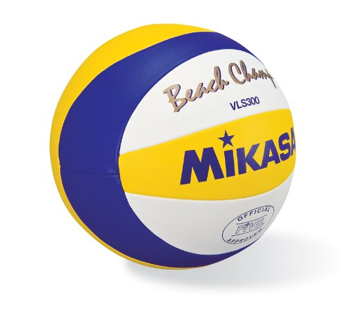 Mikasa VLS300, Beach Champ - Official Game Ball of The FIVB