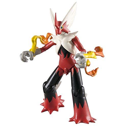 Pokémon Hero Figure, Mega Blaziken