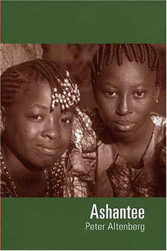 Download Ashantee. (Studies in Austrian Literature, Culture, and Thought) ebook
