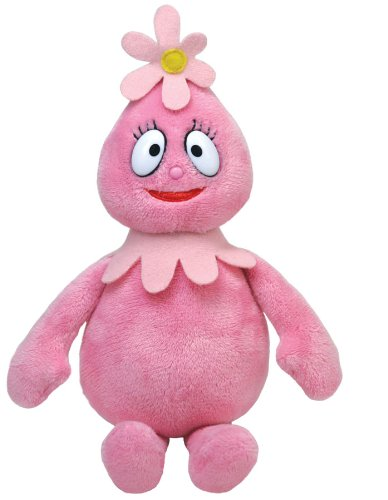 Ty Beanie Babies Foofa from Yo Gabba Gabba Plush Stuffed Animal