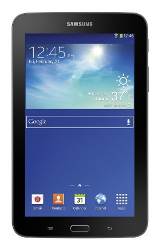 Samsung Galaxy Tab 3 Lite (7-Inch, Dark Gray) (Renewed) (Best Xvid Player Android)