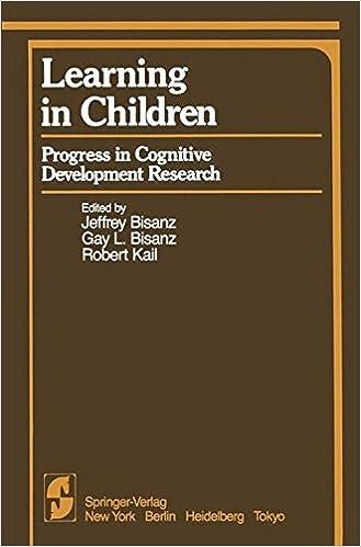 cognitive development research