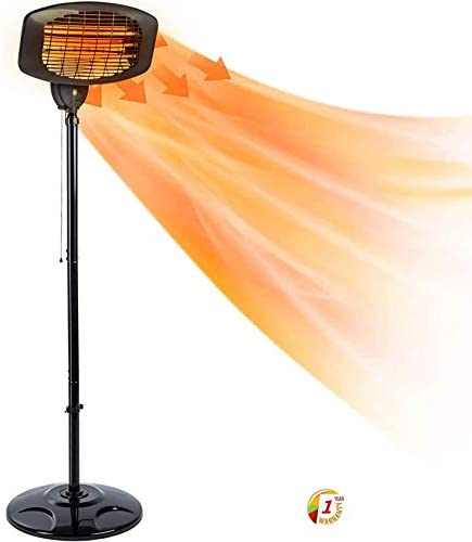 hmercy Outdoor Heater Electric Patio Heater