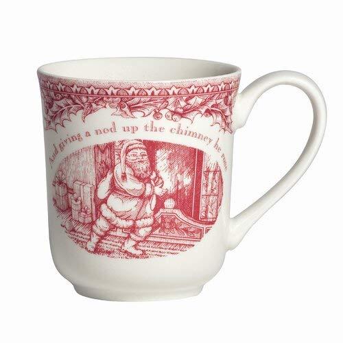 Johnson Brothers Twas the Night Before Christmas Dinnerware (Mug, Set of 4)