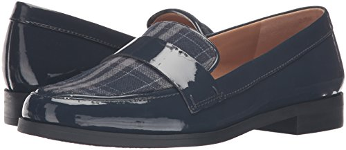 Pictures of Franco Sarto Women's Valera Slip-On Loafer Charcoal 4