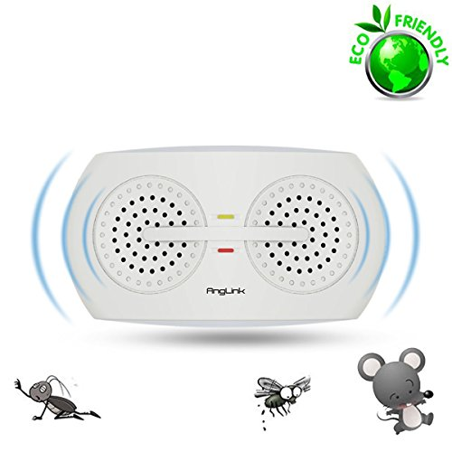 Ultrasonic Repellent Electronic Repeller Mosquitoes