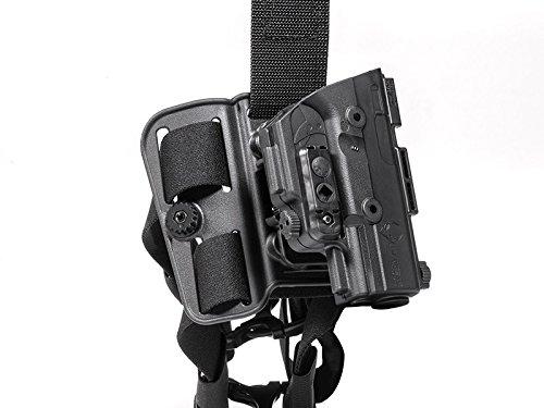 Alien Gear holsters ShapeShift Drop Leg Holster Glock 19 (Right Handed)