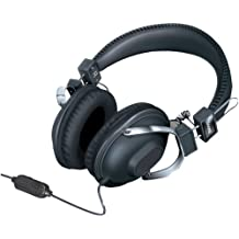 ISOUND DGHM-5521 HM260 Dynamic Stereo Headphones with Microphone (Black)