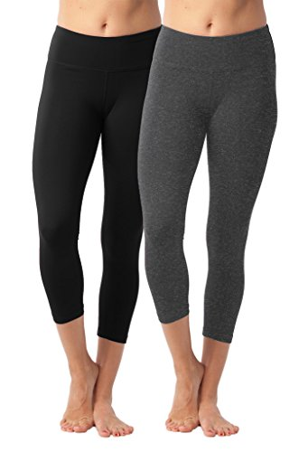 Capri Charcoal Heather - 2