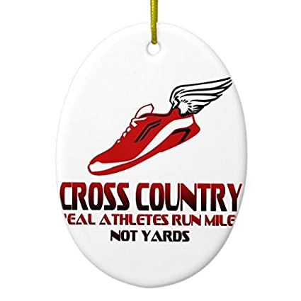 Novelty Christmas Tree Decor Cross Country Running Ceramic Ornament Oval  Christmas Decorations Ornament Crafts - Amazon.com: Novelty Christmas Tree Decor Cross Country Running