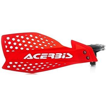 Acerbis 7//8 or 1 1//8 X-Ultimate MX Motocross ATV Handguards Black//Orange