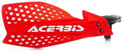 Acerbis Atv - Acerbis 7/8 or 1 1/8 X-Ultimate MX Motocross ATV Handguards Red/White