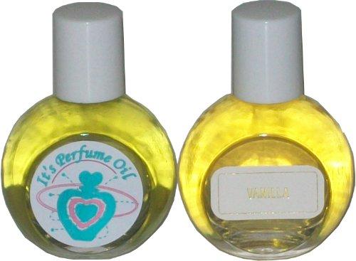 It's Perfume Oil - original - Vanilla Bee - Parfum Essence .57 Ounce (17ml) Kiss Vanilla Perfume
