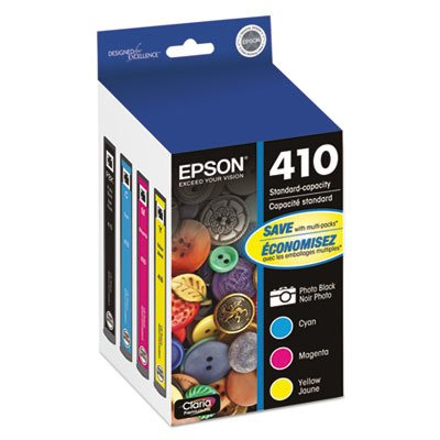 Amazon.com: Epson - T410520 - Cartucho de tinta (410 ...