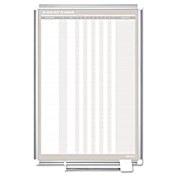 BVCGA02109830 - In-Out Magnetic Dry Erase Board