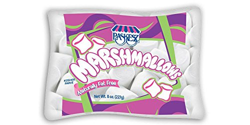 Paskesz - Marshmallows - Case (Twelve 8 oz. bags) by Paskesz (Image #2)