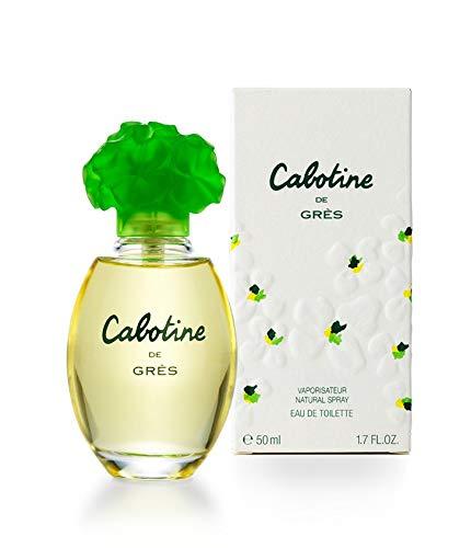 (Cabotine Women Eau De Toilette Spray by Gres, 1.7 Ounce )