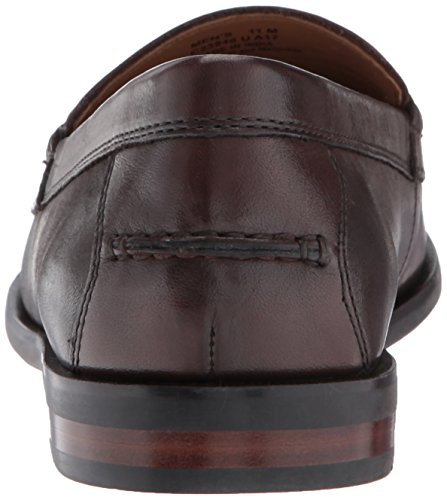 c4f77c00d34 Cole Haan Men s Pinch Friday Contemporary Penny Loafer Brown  Amazon.ca   Shoes   Handbags