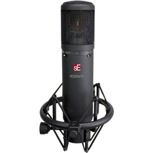 SE Electronics sE2200a II C Large Diaphragm Cardioid Condenser Microphone by SE Electronics