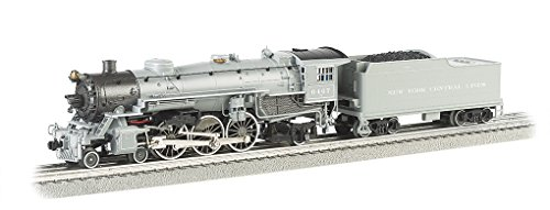 Williams by Bachmann 4-6-2 Pacific - New York Central #6467 Train (O Scale)