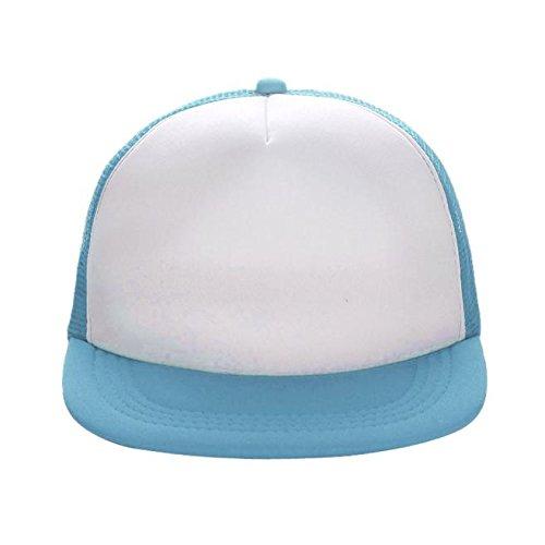 Unisex Mesh Baseball Cap Hat Blank Visor Hat Adjustable SB