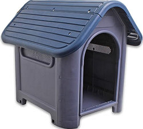 always-quality Indoor Outdoor Dog House Small to MEDIUM Pet All Weather