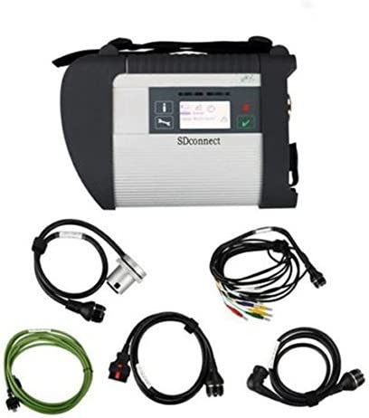 Mb Sbconnect Compact Mb Star C4 Wireless Diagnose Multifunktions Sprache Diagnostic Tool Auto