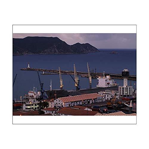 Media Storehouse 10x8 Print of Port de Skikda Guerbes Alga?RIE (15450917)
