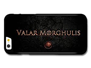 AMAF ? Accessories Game Of Thrones Valar Morghulis All Men Must Die Valyrian Quote case for iPhone 6