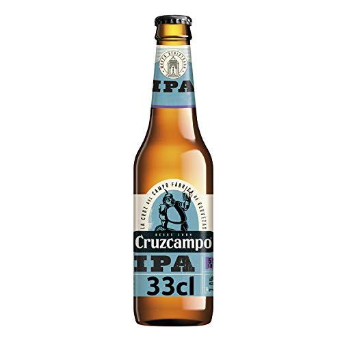Cruzcampo Cerveza IPA – 330 ml