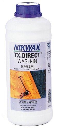 NIKWAX( 니쿠왓쿠스 ) TX 다이렉트WASH-IN 1L EBE253 [발수 제]