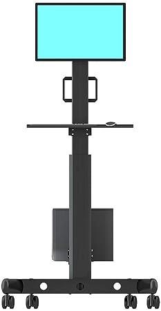 HANG Soporte para televisor, Soporte para Pedestal de Mesa Televisor LCD/LED 15-32 Pulgadas, Giratorio, Altura Ajustable: Amazon.es: Hogar