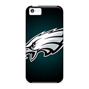 High Quality CWDqnzx-11312 Philadelphia Eagles Tpu Case For Iphone 5c