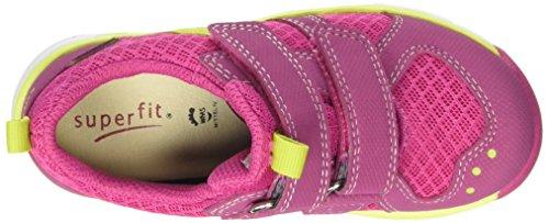 Bébé Fille Pink Mini 63 Lumis Chaussures Superfit Marche Rose wOcXIqZ0W